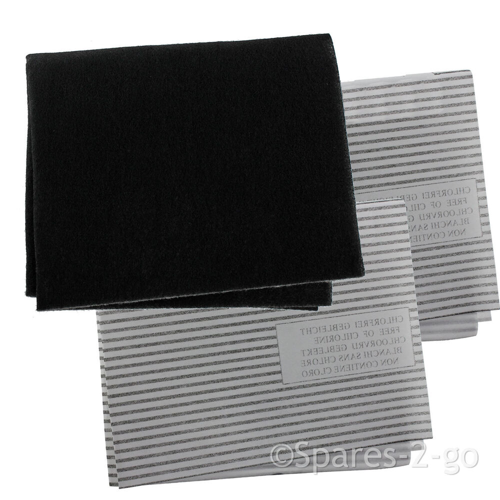 Cooker Hood Filters Kit For Bosch Extractor Fan Vent