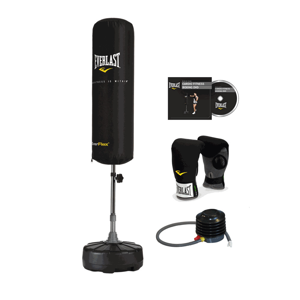 Everlast Cardio Strike Bag Punching Boxing Kickboxing