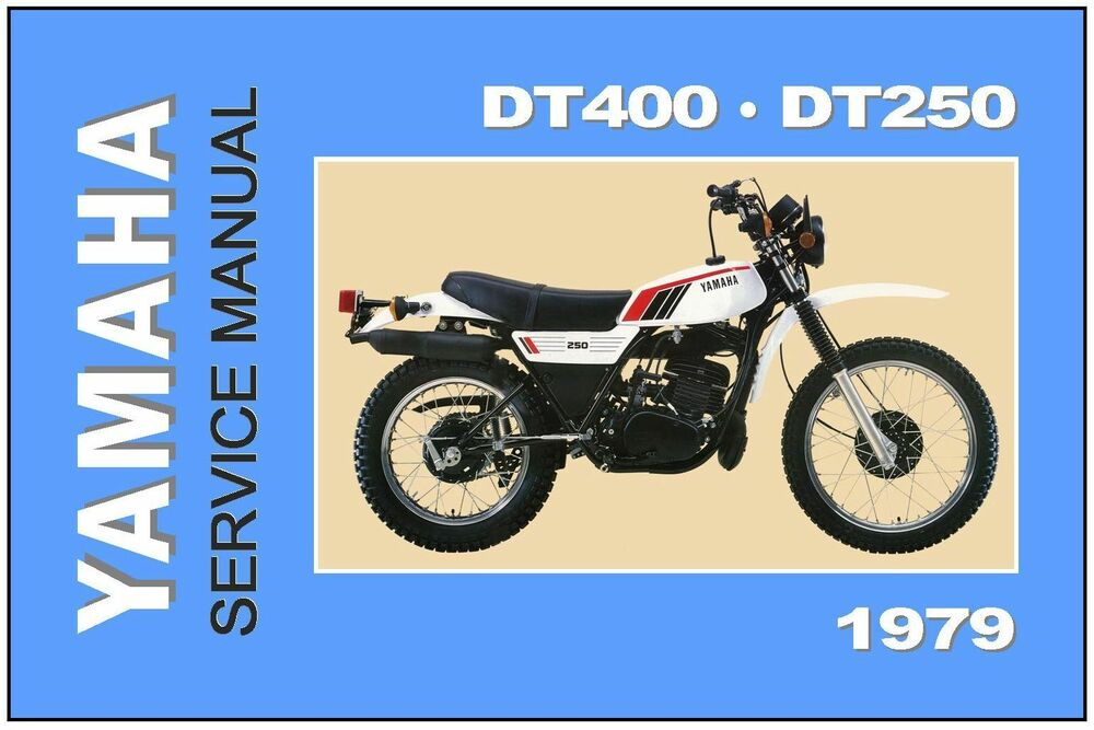 rumble bee 1978 yamaha dt 400 vintage enduro discussions  details about  clymer shop repair for 1977- 100% satisfaction - worldwide shipping - huge  selection