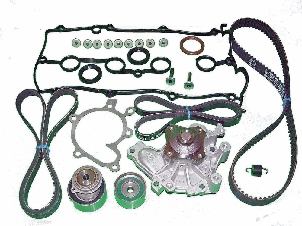 timing belt kit mazda protege 5 2002 2003 2 0ltensioners. Black Bedroom Furniture Sets. Home Design Ideas