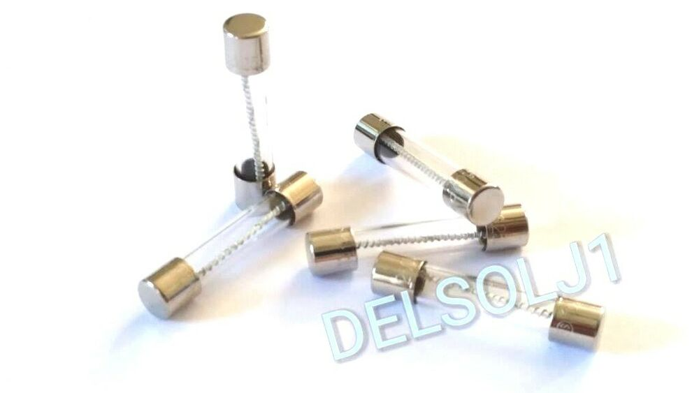 Lot Of 5 Littelfuse 313 3  4a Fuses Slow Blowing 250v