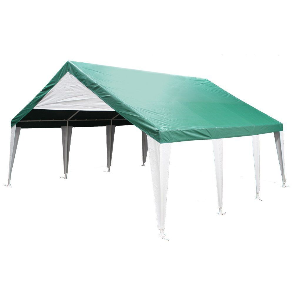 20 20 Canopy : King canopy event tent top  green