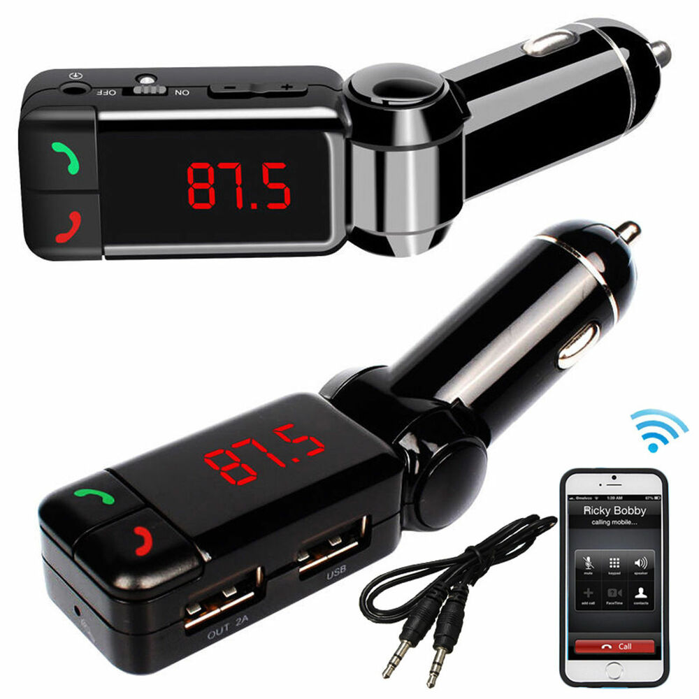 lcd wireless bluetooth car kit mp3 player fm transmitter. Black Bedroom Furniture Sets. Home Design Ideas