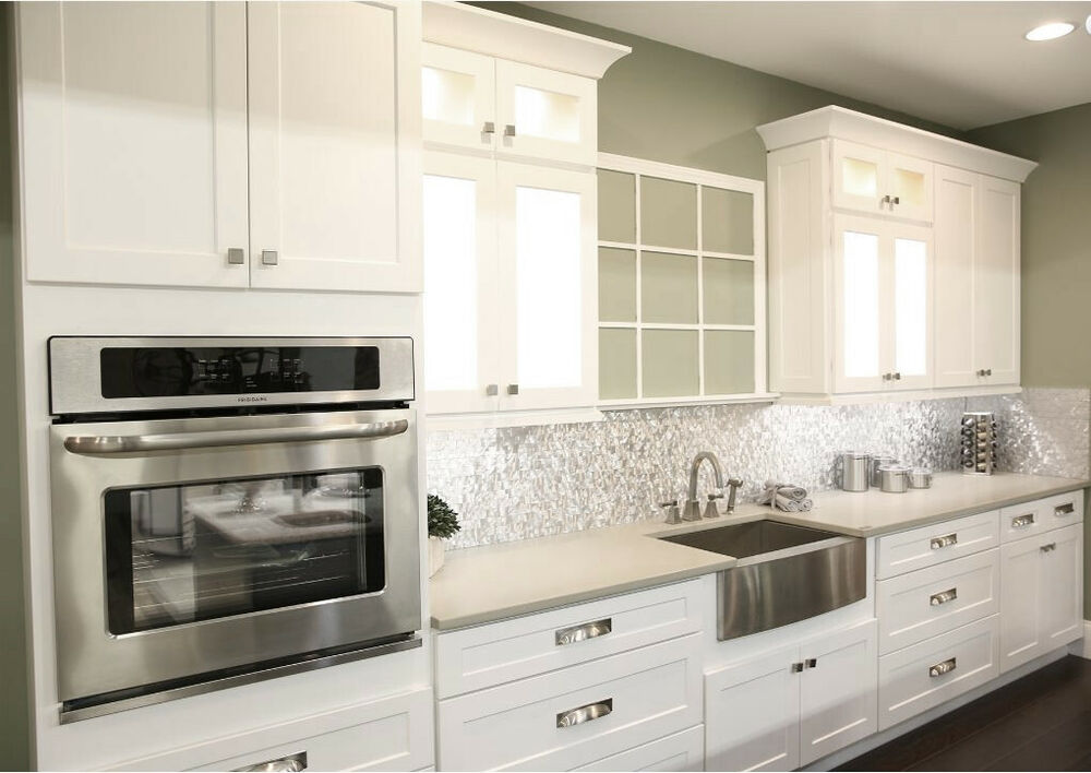 white kitchen cabinets rta shaker white kitchen cabinets sample door rta all wood in 28914