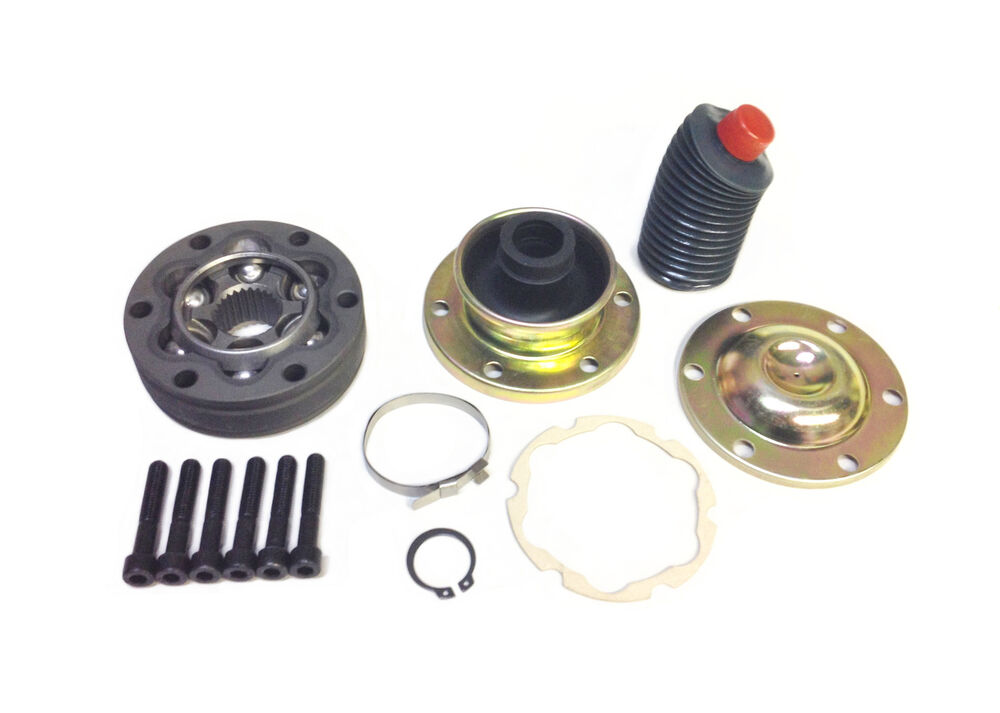 Front Prop  Drive  Shaft Rear Cv Joint Repair Kit  2002