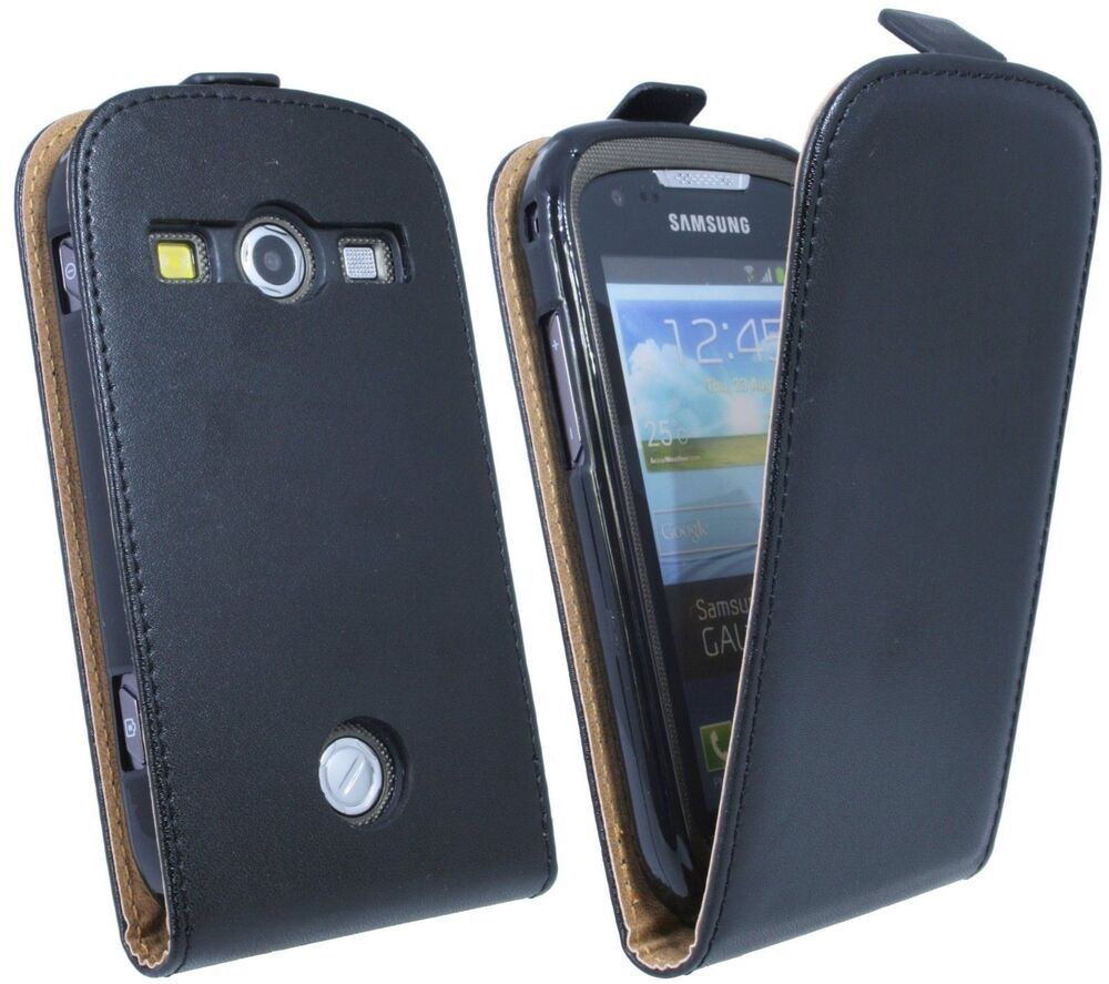 handytasche f r samsung galaxy xcover 2 s7710 case cover. Black Bedroom Furniture Sets. Home Design Ideas