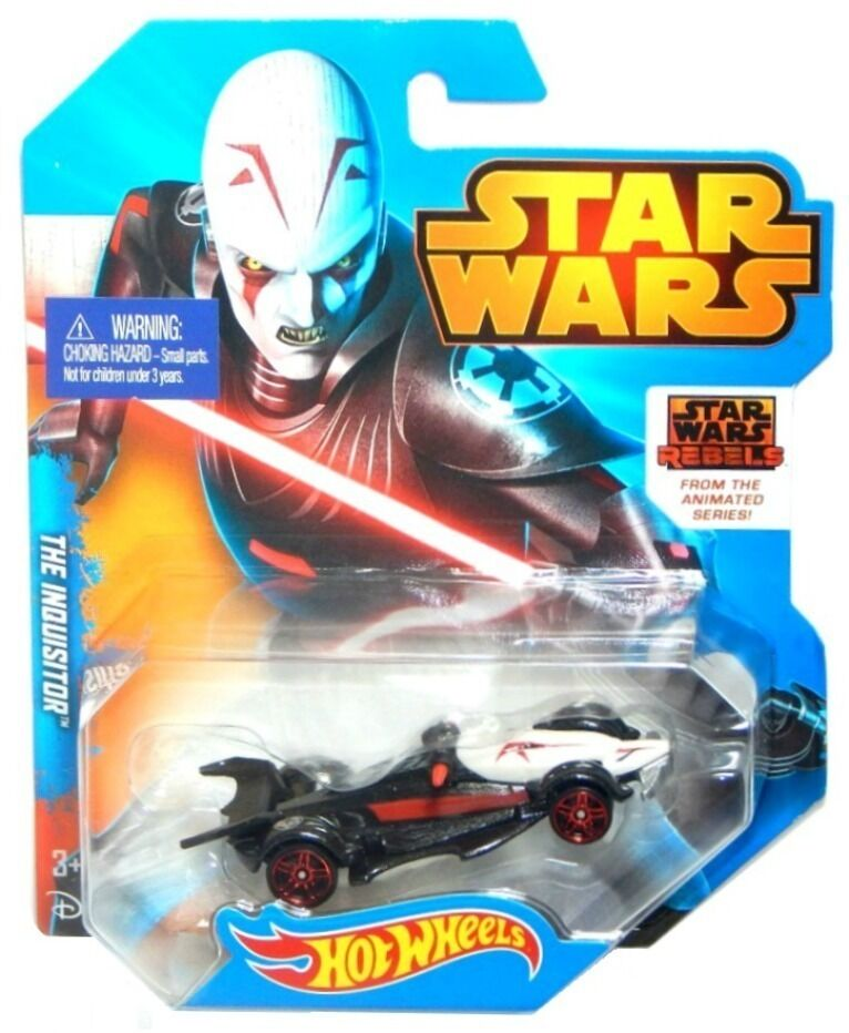 Hot Wheels Star Wars 1:64 Scale The Inquisitor Diecast
