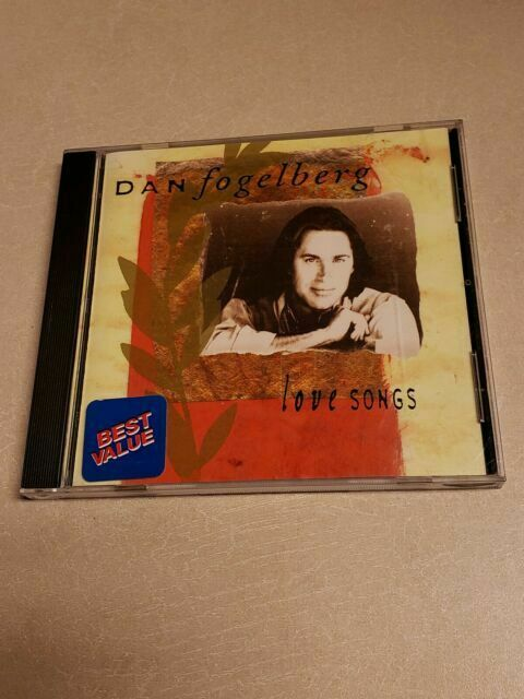 Dan fogelberg love songs cd 1995 74646737422 ebay for House music 1995