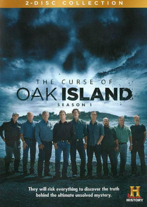 The Curse Of Oak Island Facebook