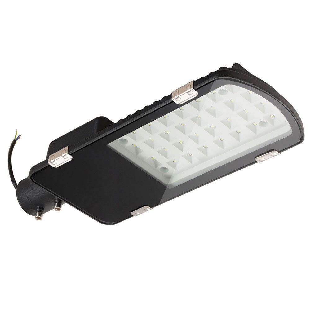 24w led road street flood light garden spot lamp head outdoor yard white ip65 ebay. Black Bedroom Furniture Sets. Home Design Ideas