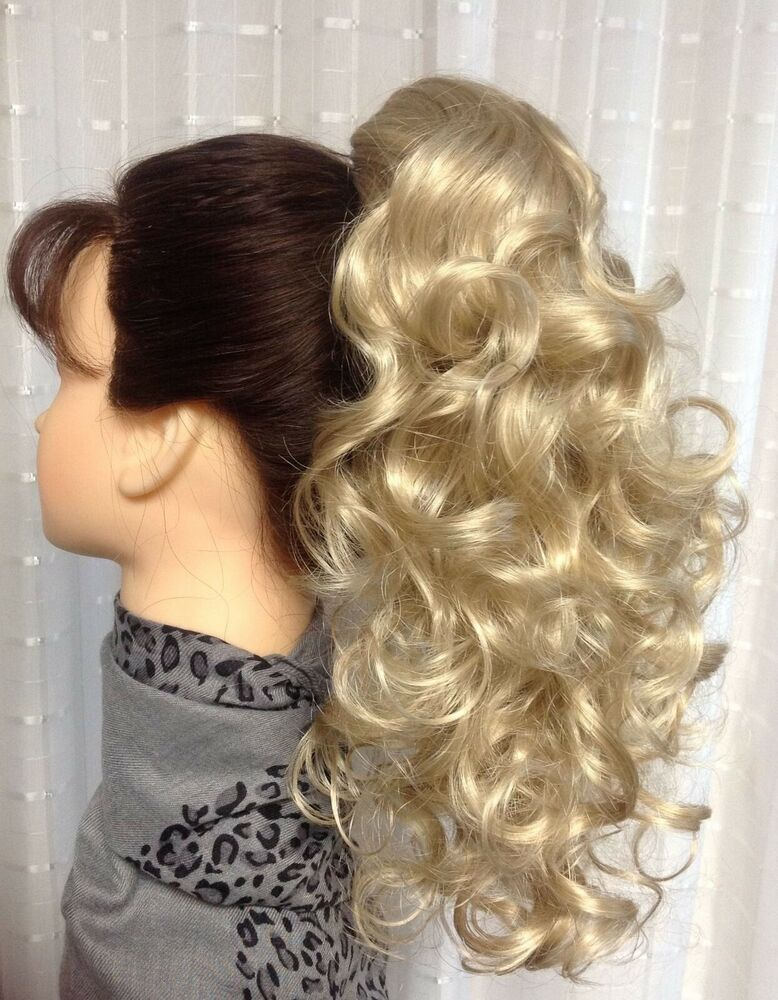 Clip In Hair Extensions Natural Red