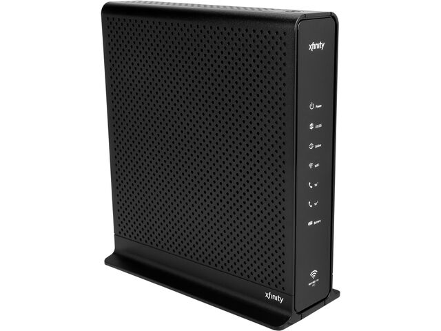 ARRIS TG862G-CT DOCSIS 3.0 Residential Cable Modem & N300 ...