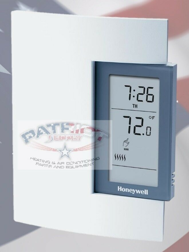 Honeywell TL8100A1008— Line Voltage Thermostat