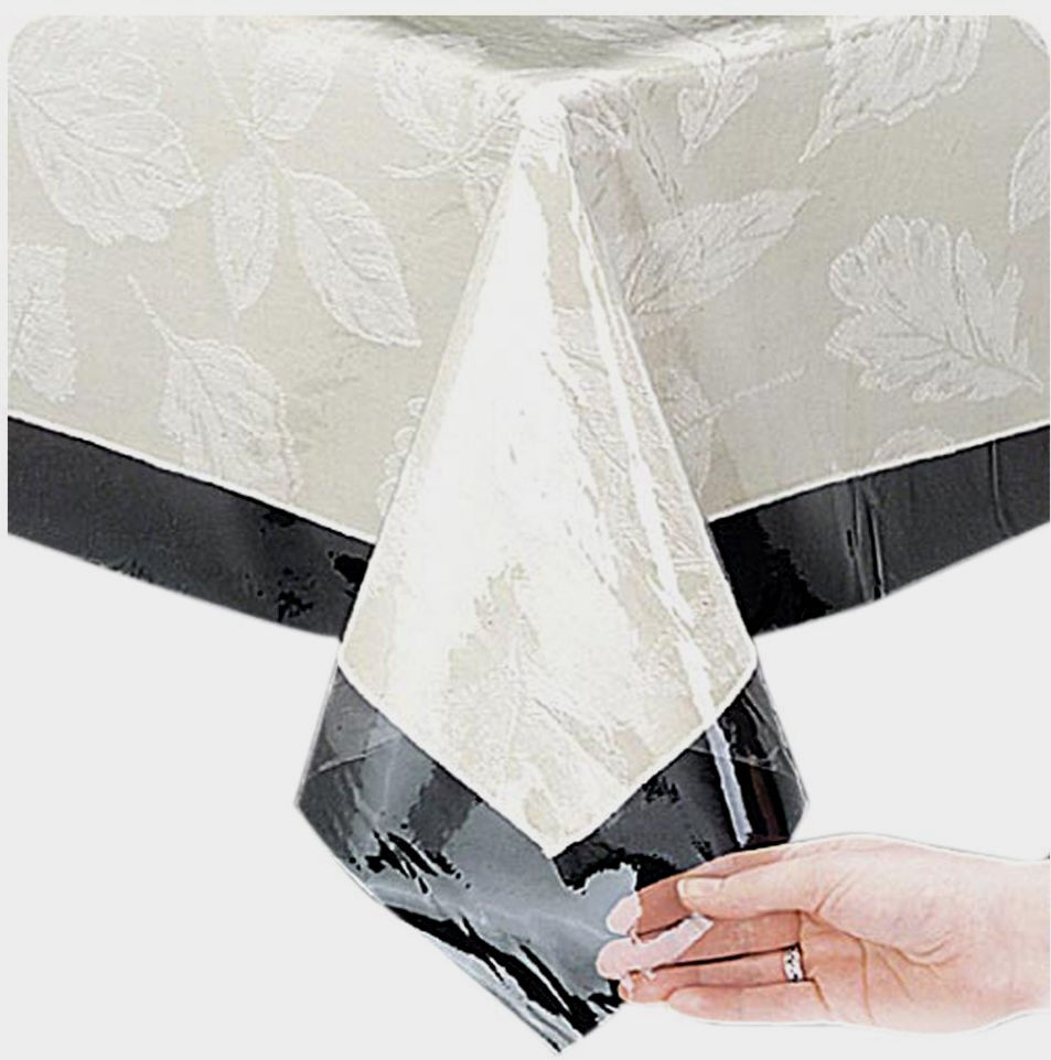 Carnation Home Fashions 70quot Round Vinyl Tablecloth  : s l1000 from www.ebay.com size 953 x 962 jpeg 98kB