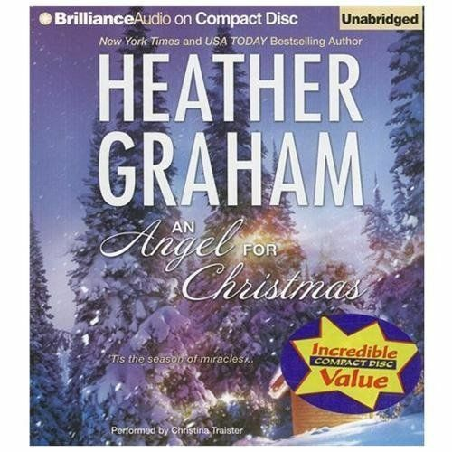 An angel for christmas by heather graham 2012 cd unabridged