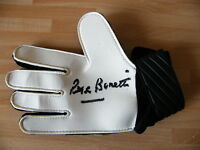 PETER BONETTI GENUINE HAND SIGNED AUTOGRAPH CHELSEA GOALKEEPERS GLOVE with COA