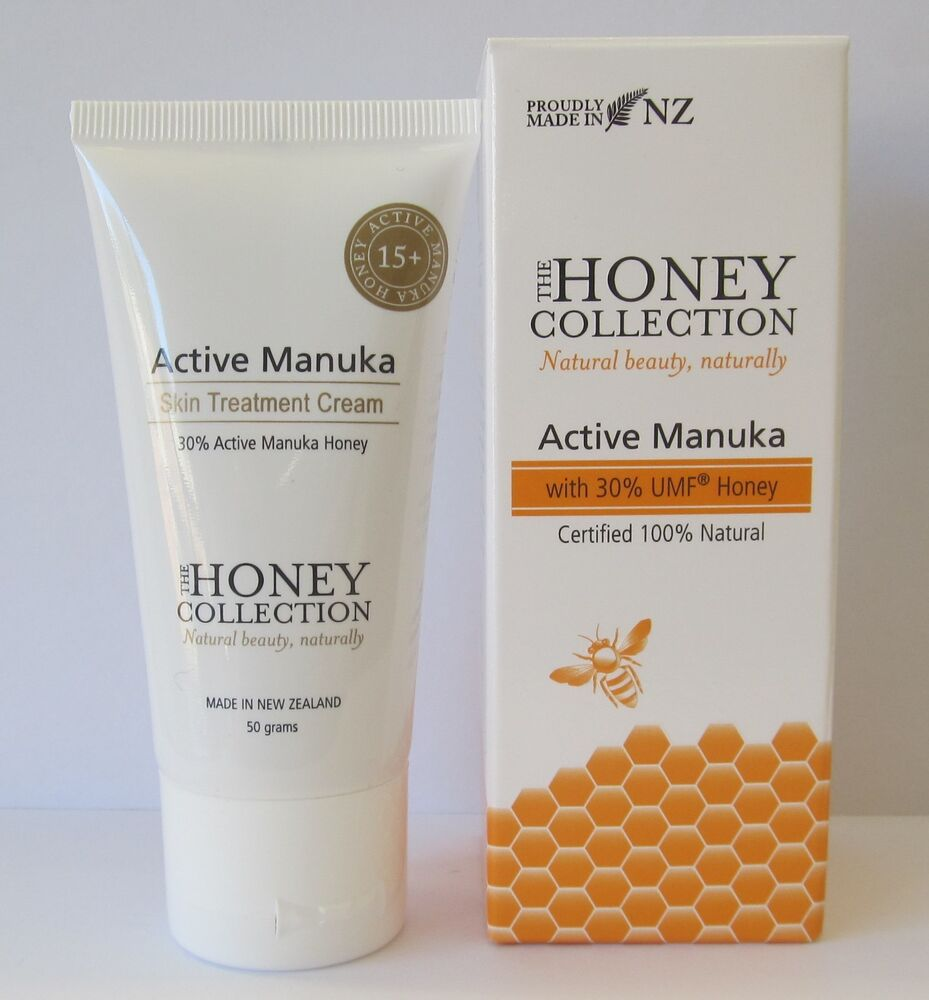 Manuka active facial cream