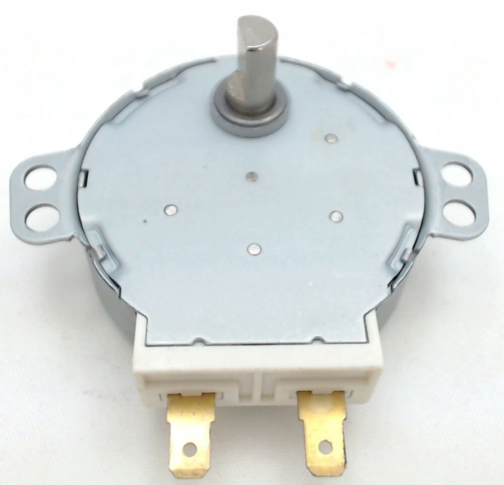 Microwave turntable motor for general electric ap2024962 for Frigidaire microwave turntable motor