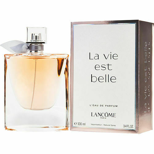 la vie est belle by lancome l 39 eau de parfum spray 3 4 oz. Black Bedroom Furniture Sets. Home Design Ideas