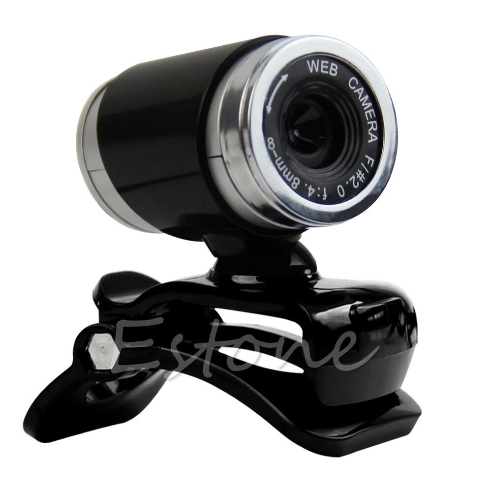 Usb 50mp Hd Webcam Web Cam Camera With Mic Clip For