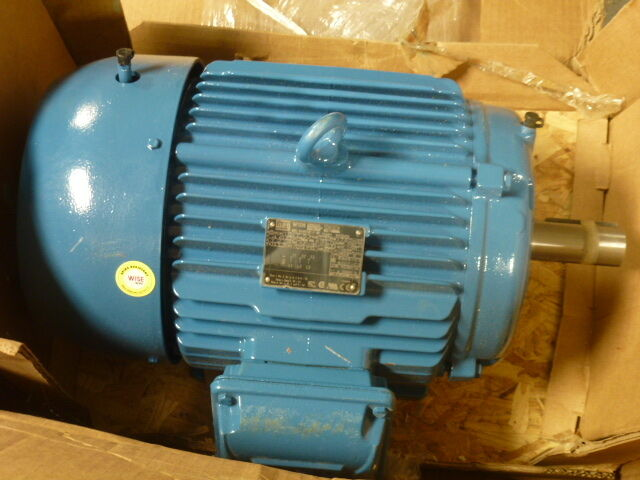 New Weg Ieee 841 Motor 3ph 10hp 1765 Rpm 460v Frame