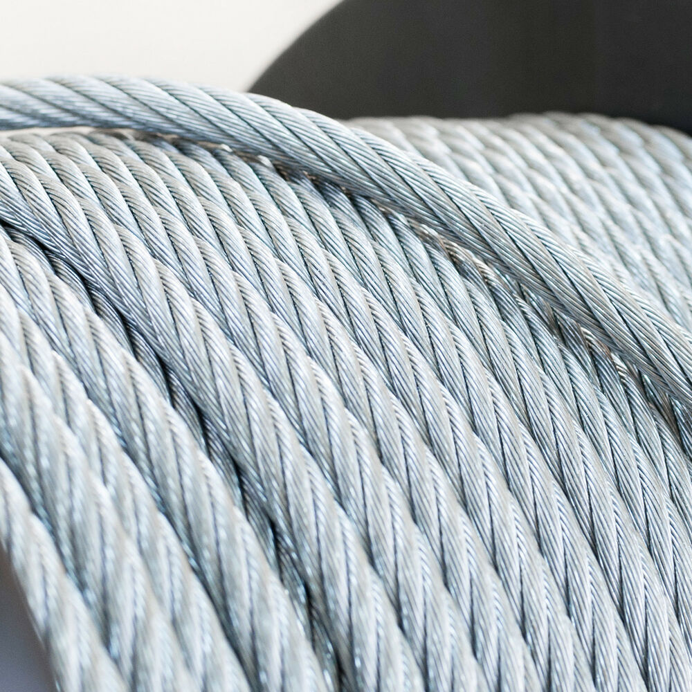 1 100m 7x19 Stainless Wire Rope 1 5 10mm Steel Cable