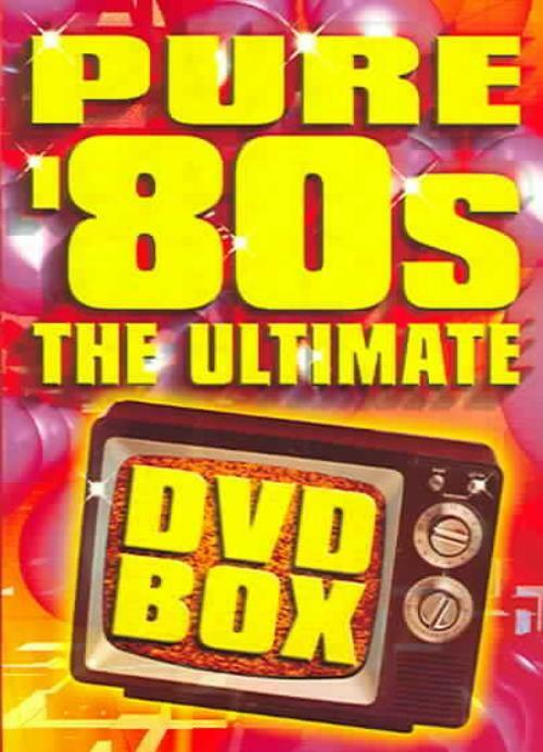 pure 39 80s the ultimate dvd box new dvd ebay. Black Bedroom Furniture Sets. Home Design Ideas