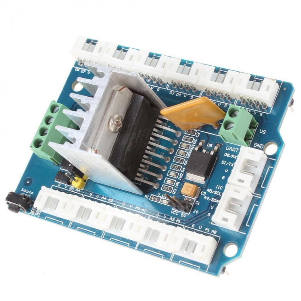 Dual H Bridge L298n Chip Dc Stepper Motor Driver Ic