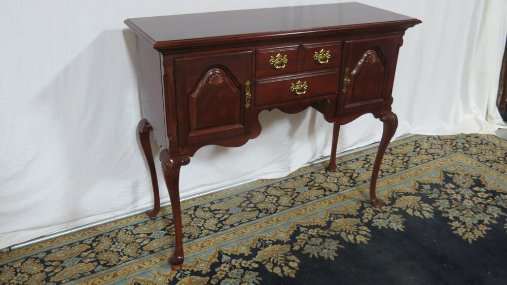 lexington server console table dining room set ebay