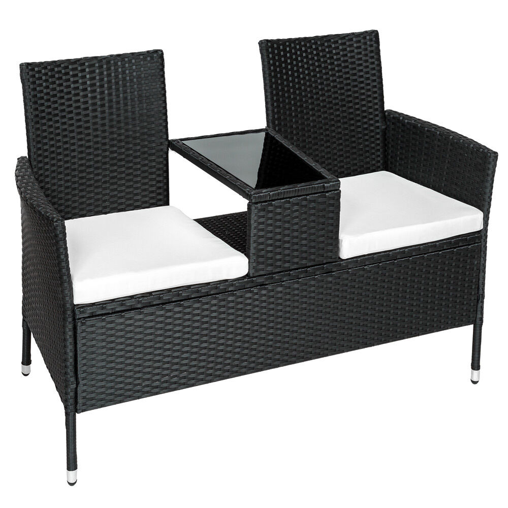 gartenbank rattan mit stauraum 053057 eine interessante idee f r die gestaltung. Black Bedroom Furniture Sets. Home Design Ideas