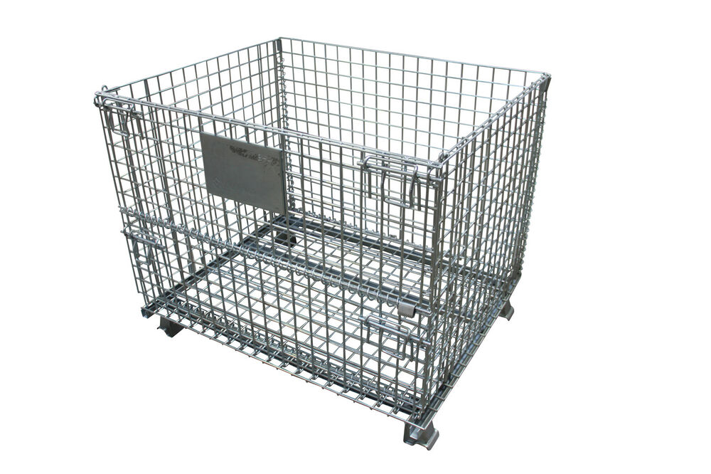 Foldable Wire Shelving