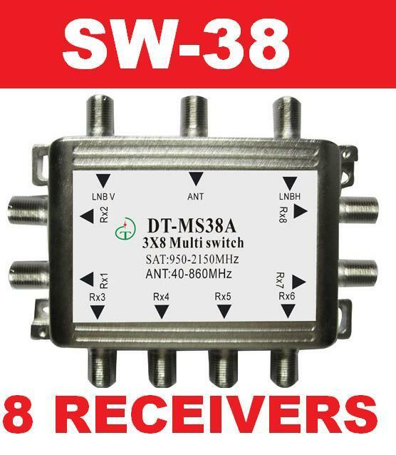 3x8 Satellite Multiswitch For Dish Network Sw38 8 Output. Peptic Ulcer Signs. Communication Disorder Signs. Stroke Distribution Signs. Nail Color Signs. Unstable Signs. Gemini Signs. Fundamental Signs. Transportation Signs