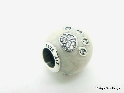 New  Authentic Pandora Charm I Love My Pets  791712cz P