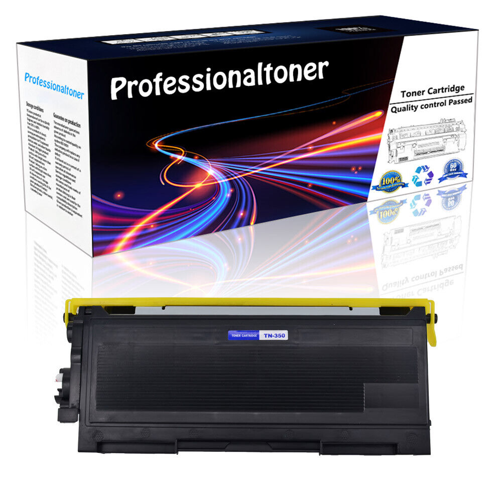 tn350 toner compatible for brother mfc 7420 hl 2070nr dcp 7025 intellifax 2910 ebay. Black Bedroom Furniture Sets. Home Design Ideas