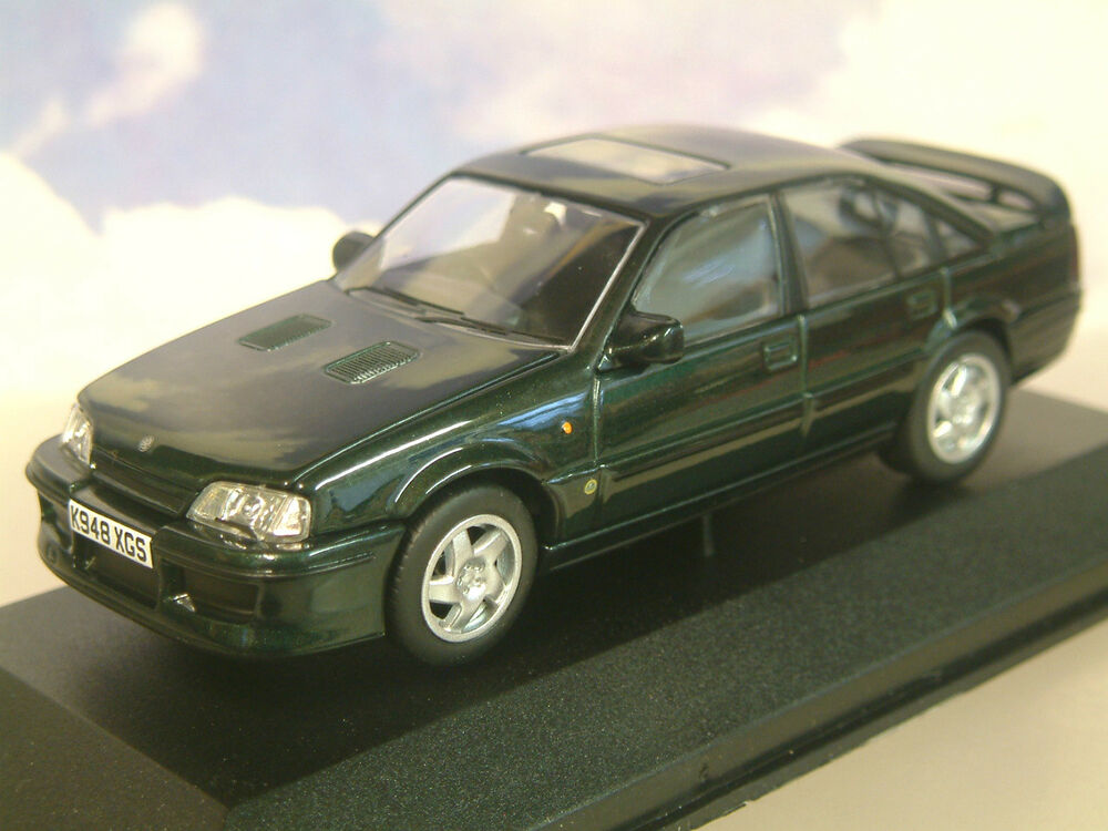 corgi vanguards 1 43 vauxhall lotus carlton in imperial green 1989 92 va14003 ebay. Black Bedroom Furniture Sets. Home Design Ideas