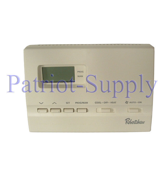 s l1000 robertshaw programmable thermostats ebay  at fashall.co