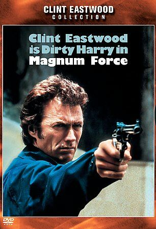 Magnum force dvd clint eastwood hal holbrook mitch ryan - David s salon eastwood ...