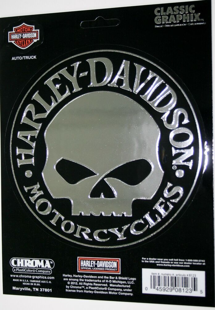 Skull Parts For Harley Davidson