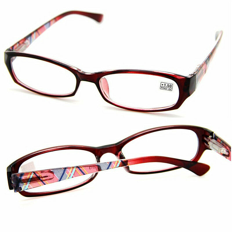Glasses Frame Legs : Women/Ladies Fashion Ethnic Patterns Legs Oval Frame ...