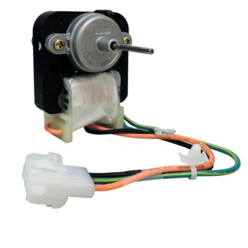 Supco sm10220 condenser fan motor replaces ge wr60x10220 for Ge refrigerator condenser fan motor not working
