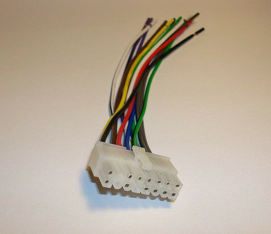 s l1000 power acoustik dvd wire harness ptid 5800 4007 4004 ebay power acoustik ptid-8300nr wiring diagram at mifinder.co
