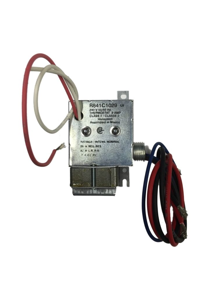 Honeywell R841c1029 240v Electric Heater Relay With Spst