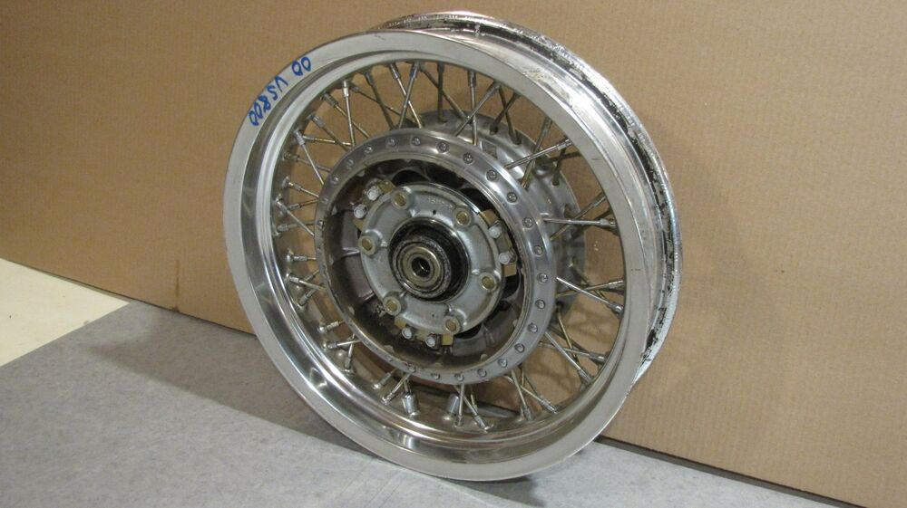 Suzuki Vs Intruder Rims