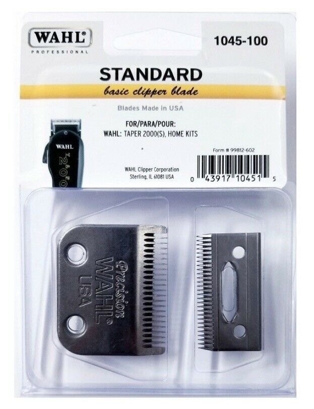 Wahl 2 hole clipper precision blade basic home kit 1045 ebay for Ohrensessel 2 wahl