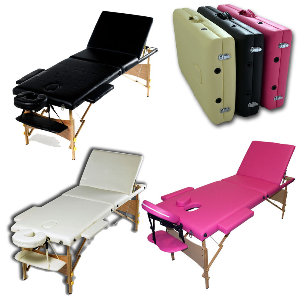 massage table bed portable beauty couch professional. Black Bedroom Furniture Sets. Home Design Ideas