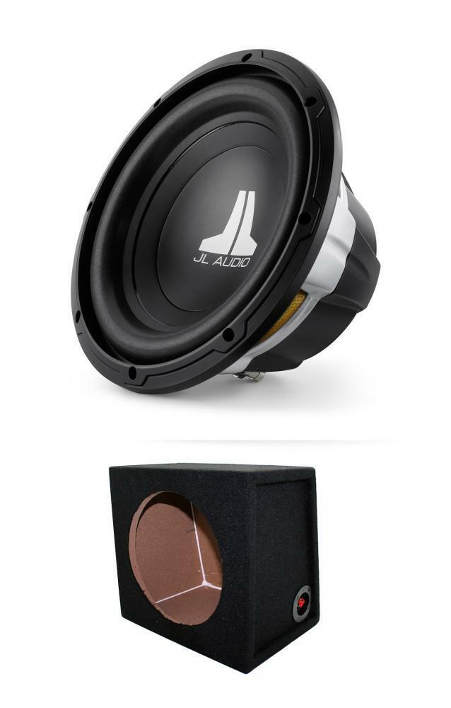 jl audio 10w0v3 10 car audio subwoofer 300w rms. Black Bedroom Furniture Sets. Home Design Ideas