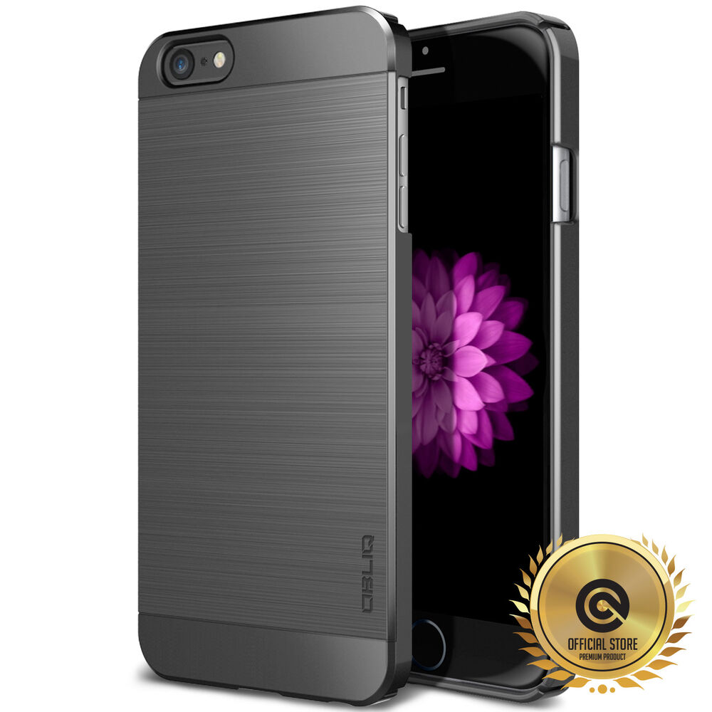 iphone 6 with case obliq slim meta ultra thin metallic skin for 15125