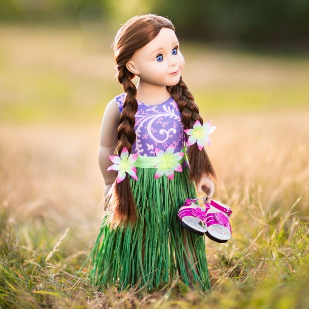 DOLL CLOTHES FOR 18 Inch AMERICAN GIRL The Queen's