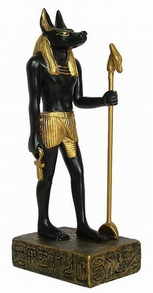 Egyptian God Anubis Mi...