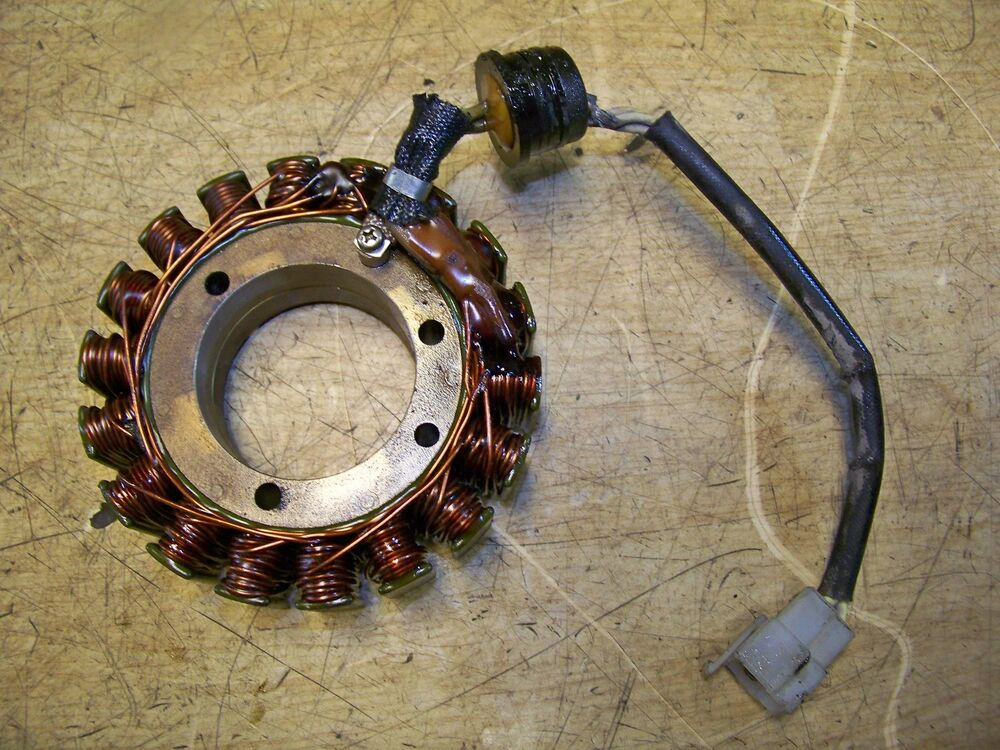 1975 1976 1977 Honda Gl1000 Gl 1000 Goldwing Stator With